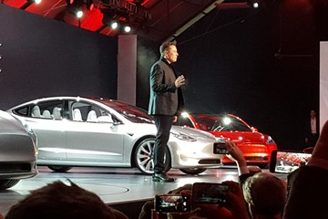 Hãng ô tô điện thu về hơn 10 tỷ USD chỉ sau 2 ngày!