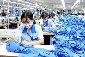 Xuất khẩu dệt may đạt hơn 3,2 tỷ USD trong hai tháng đầu năm
