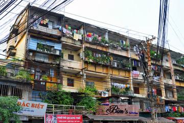 Dự án cải tạo chung cư cũ nội đô: Tầng cao tối đa từ 18-27 tầng