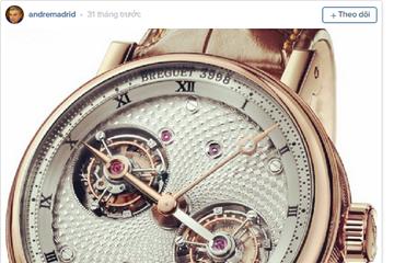 11 chiếc đồng hồ mới ra mắt có giá bán hàng tỷ đồng