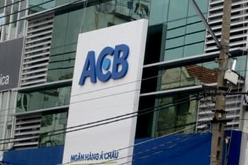 Năm 2016, ACB trích lập 1.000 tỷ đồng cho khoản nợ nhóm 6 công ty