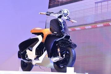 Yamaha 04GEN - mẫu xe tay ga khác biệt của hãng xe Nhật