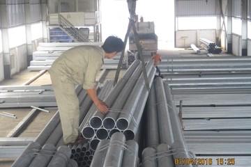 VGS: Hậu áp thuế tự vệ, sản lượng tiêu thụ ống thép Việt Đức tăng 93% cùng kỳ