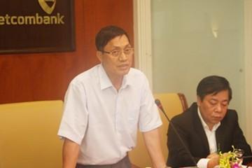 Công bố quyết định thanh tra ngân hàng Vietcombank