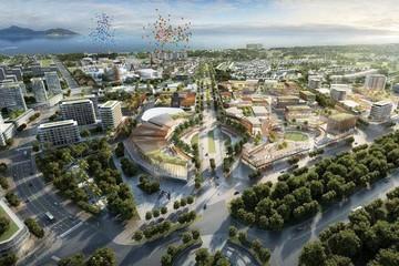 Dự án casino Nam Hội An 4 tỷ USD được xây dựng trên diện tích gần 1.000 ha