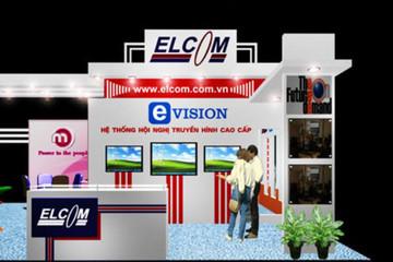 Elcom: Năm 2016 đặt kế hoạch doanh thu tăng 36%, lợi nhuận 86 tỷ đồng