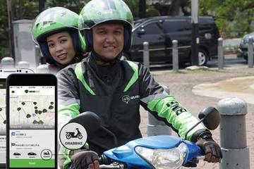 'Xe ôm' Uber vừa trình làng, GrabBike lập tức giảm giá
