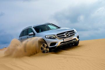 Mercedes ra mắt GLC lắp ráp trong nước, giá từ 1,8 tỷ đồng