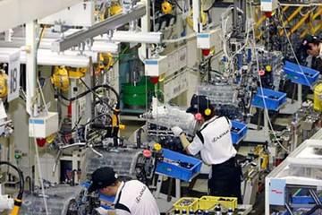 Khai thác than, dầu khí giảm, Chỉ số sản xuất công nghiệp giảm nhẹ trong tháng 4