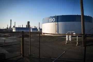 Giá dầu lên cao nhất từ đầu năm khi dầu lưu kho của Mỹ giảm