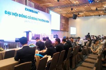 [Live] ĐHCĐ Eximbank: Hai cổ đông lớn đề cử bầu bổ sung 2 thành viên HĐQT