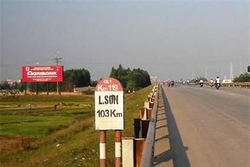 Thêm 8.744 tỷ đồng xây dựng cao tốc Hà Nội - Lạng Sơn
