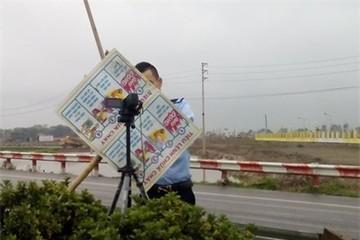 """""""Sóng ngầm"""" ở cao tốc Pháp Vân – Cầu Giẽ"""