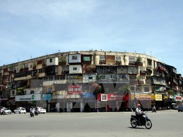 Hà Nội lập quy hoạch cải tạo khu tập thể Ngọc Khánh