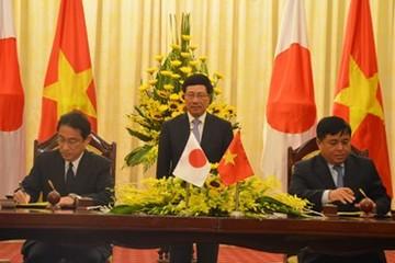 Nhật viện trợ gần 21 tỷ yen cho Việt Nam cải thiện môi trường nước