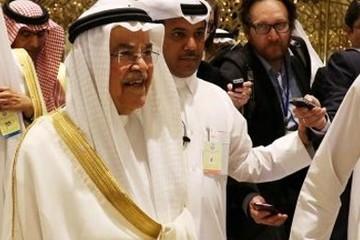 Ảrập Xêut thay thế bộ trưởng dầu mỏ, dầu thô Mỹ vượt 45 USD/thùng