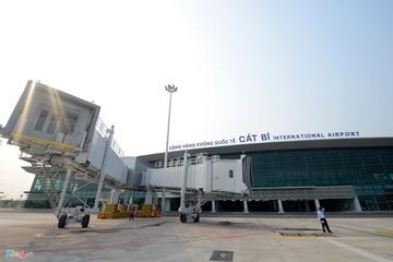 Hải Phòng: Khánh thành CHK Quốc tế Cát Bi, khởi công 2 bến Cảng Container quốc tế