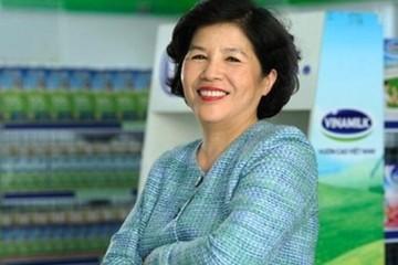 """Câu chuyện về """"Nữ hoàng sữa Việt"""""""