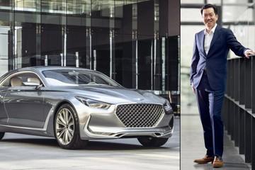 Bỏ Bentley, nhà thiết kế Hàn Quốc về đầu quân cho Hyundai