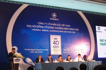 ĐHCĐ Vinamilk: Sẽ M&A để đa ngành nghề trong 2-3 năm tới
