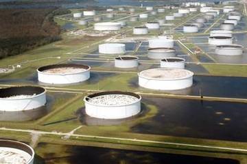 Giá dầu giảm do nguồn cung từ Iran tăng