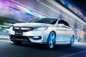 Honda Accord 2016 giá 1,47 tỷ tại Việt Nam