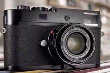 Máy ảnh số không màn hình của Leica về Việt Nam
