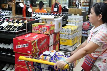 Cuộc đua giành thị phần của các đại gia ngoại trên thị trường bia
