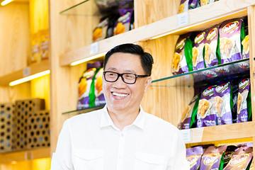 Doanh nhân Nguyễn Lâm Viên và triết lý organic