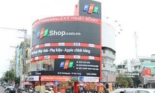 FPT Shop: Lợi nhuận 4 tháng đầu năm tăng trưởng 36% so với cùng kỳ