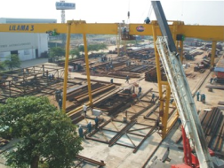 Lilama chuyển nhượng hơn 2,5 triệu cổ phiếu LM3 sang DATC