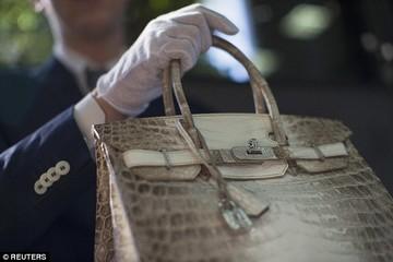 Một chiếc túi Hermes Birkin giá 6,7 tỷ đồng