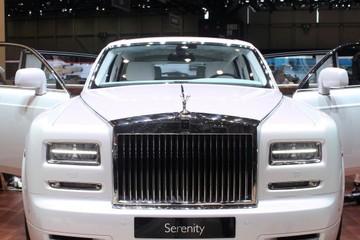 Người vẽ nên chiếc Rolls-Royce đẹp nhất thế giới