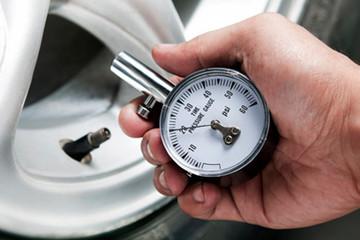 Ích lợi của việc bơm lốp xe với áp suất chuẩn