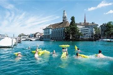 Những điểm bơi lội tuyệt nhất thế giới