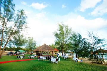Grand World Phú Quốc chính thức cất nóc căn biệt thự đầu tiên