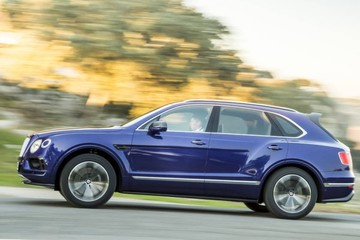 Bentley Bentayga: Luxury ở mọi nơi