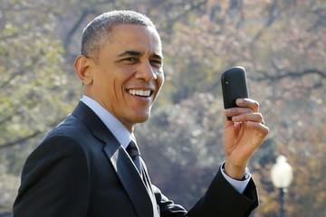 Tổng thống Obama nâng cấp smartphone
