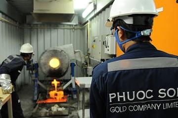 Đề nghị rút giấy phép công ty vàng Bồng Miêu, Phước Sơn
