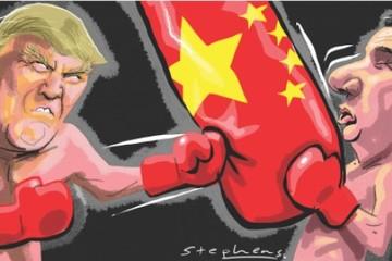 Donald Trump: Trung Quốc đang giết thép Mỹ