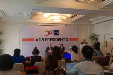 ADB hiện cho Việt Nam vay gần 1 tỷ USD/năm