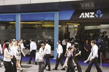 """Đương đầu với """"bộ 3"""" ngân hàng tại châu Á"""