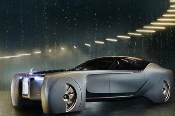 Concept Rolls-Royce không người lái của tương lai