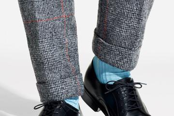 Cặp đôi hoàn hảo giữa giày – quần cho nam giới