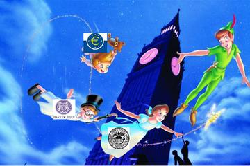 FED chìm trong giấc mộng Peter Pan của 'xử sở diệu kỳ'