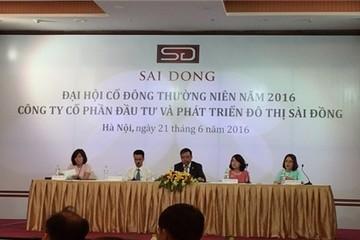 ĐHĐCĐ SDI: Kế hoạch lãi 396 tỷ, cuối 2016 ghi nhận dự án Vinhomes Gardenia