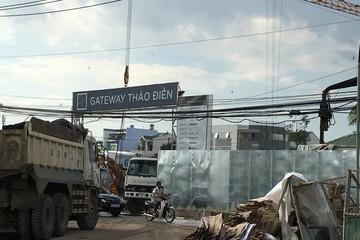 UBND Q.2 thua kiện, Gateway Thảo Điền phải trả đất lại cho dân