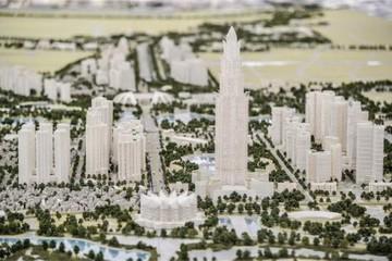 Công bố quy hoạch trục Nhật Tân - Nội Bài với tháp tài chính 108 tầng