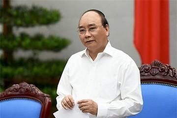 Thủ tướng Nguyễn Xuân Phúc: Kiên quyết xóa cho được lợi ích nhóm chi phối chính sách