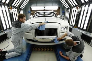 Những bí mật bên trong nhà máy Rolls-Royce